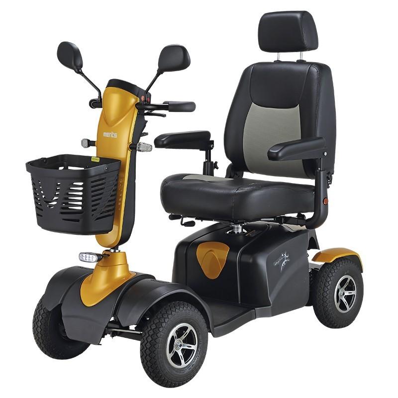 Scooter Eléctrico de 4 ruedas Deportivo Dakar