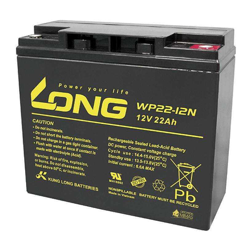 Batería de Gel 12V. 20Ah.