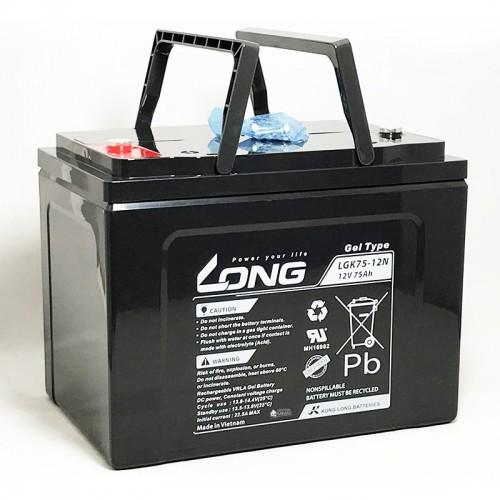 Baterías de Gel 12V. 75Ah.