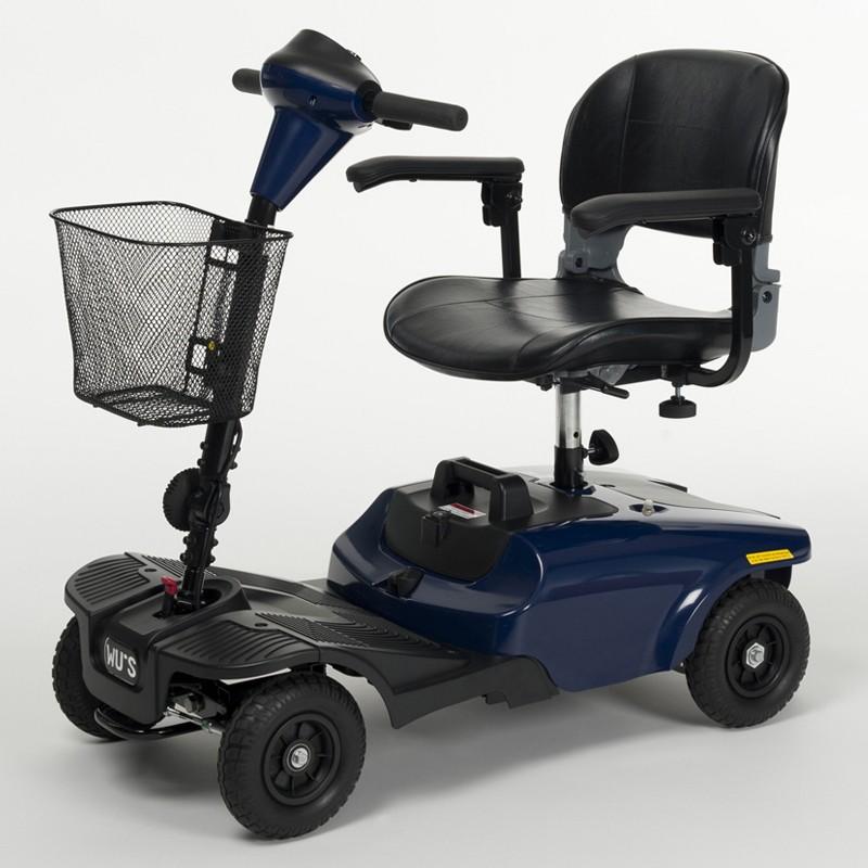Scooter Eléctrico de 3 ruedas Antares 3