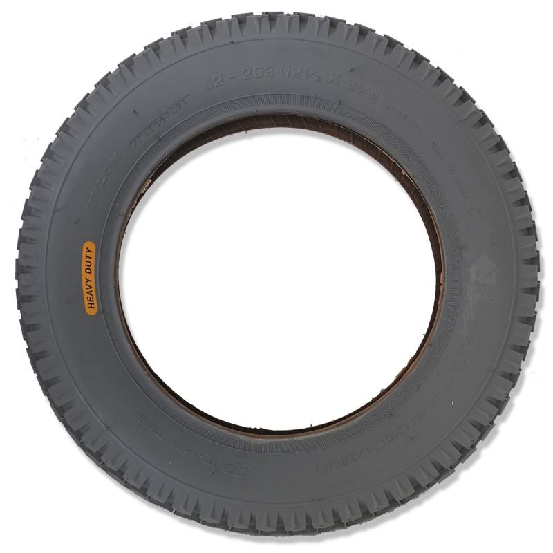 Cubierta neumática rueda motriz 14'' y 12,5''
