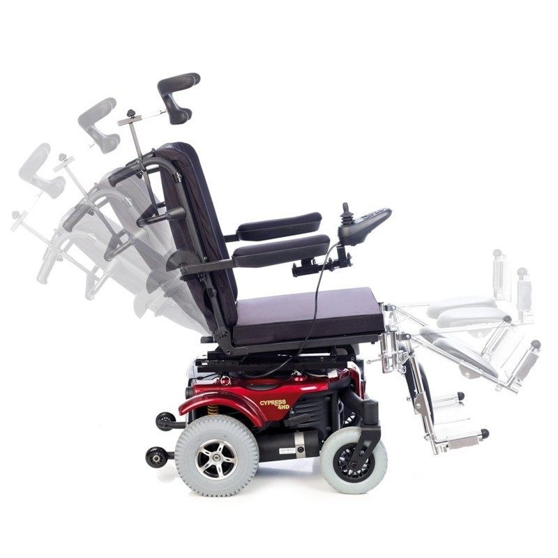 Silla de ruedas eléctrica bariátrica Sepang