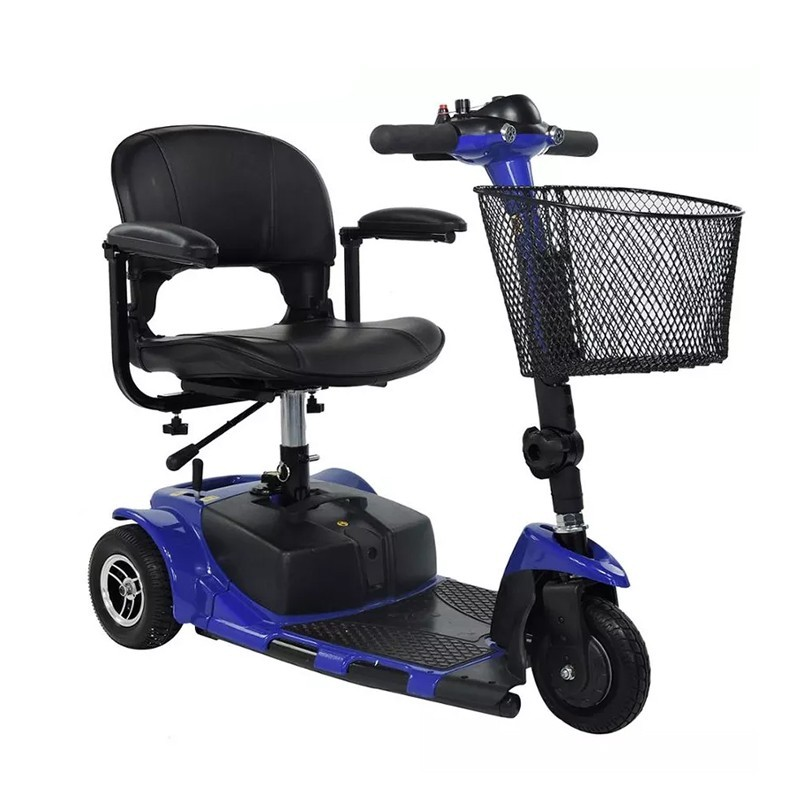 Scooter Eléctrico de 3 Ruedas Smart 3