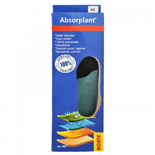 Plantillas Gran Confort Absorplant