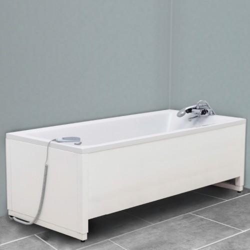 Bañera Adaptada de Acero Esmaltado