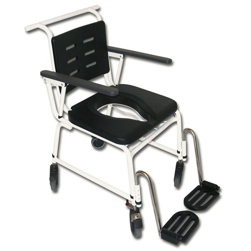 Silla de baño con ruedas Combi Handicare