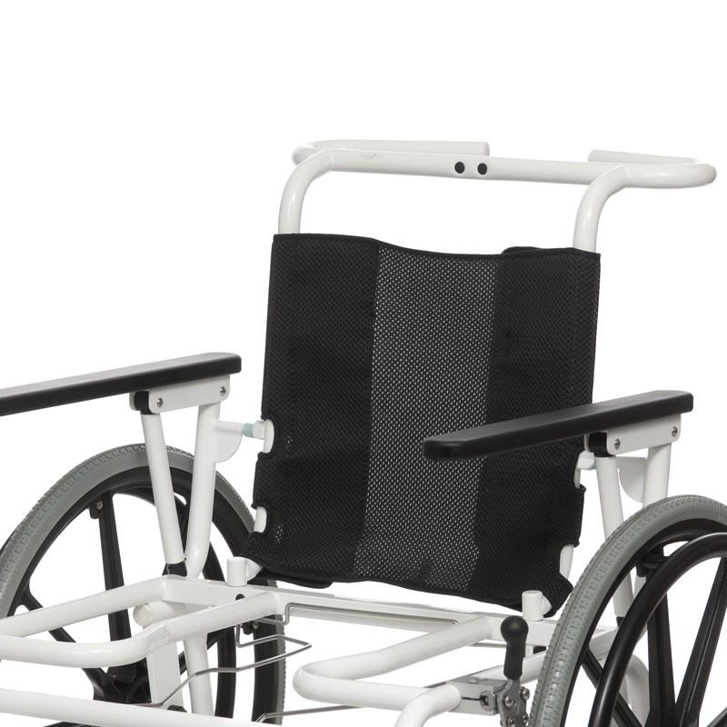 Silla de baño con ruedas Combi autopropulsable Handicare