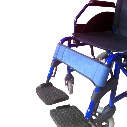 Banda Reposapiernas para sillas de ruedas