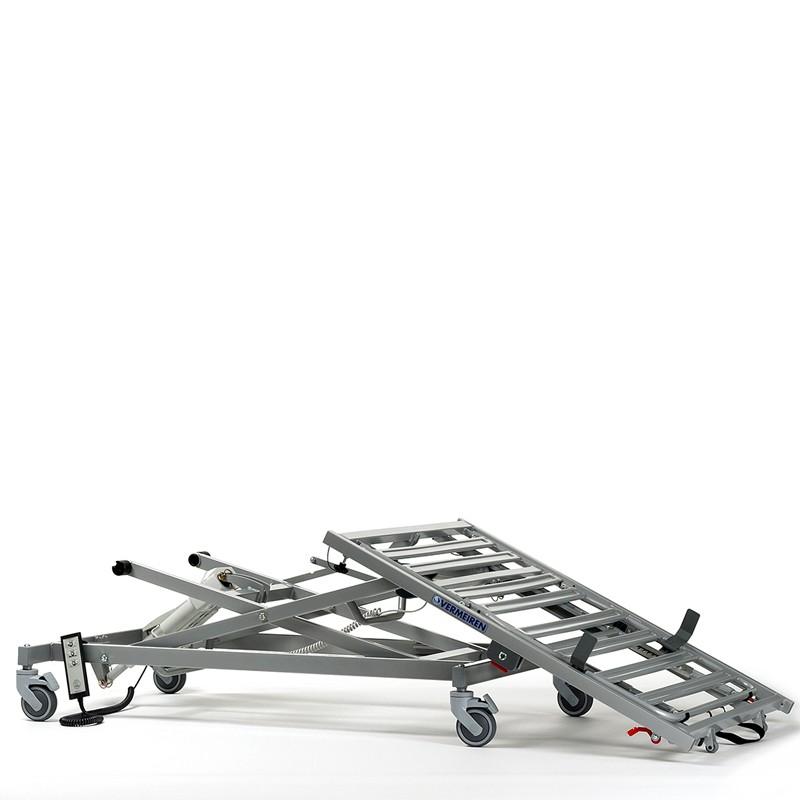 Cama Articulada con Carro Elevador Illico