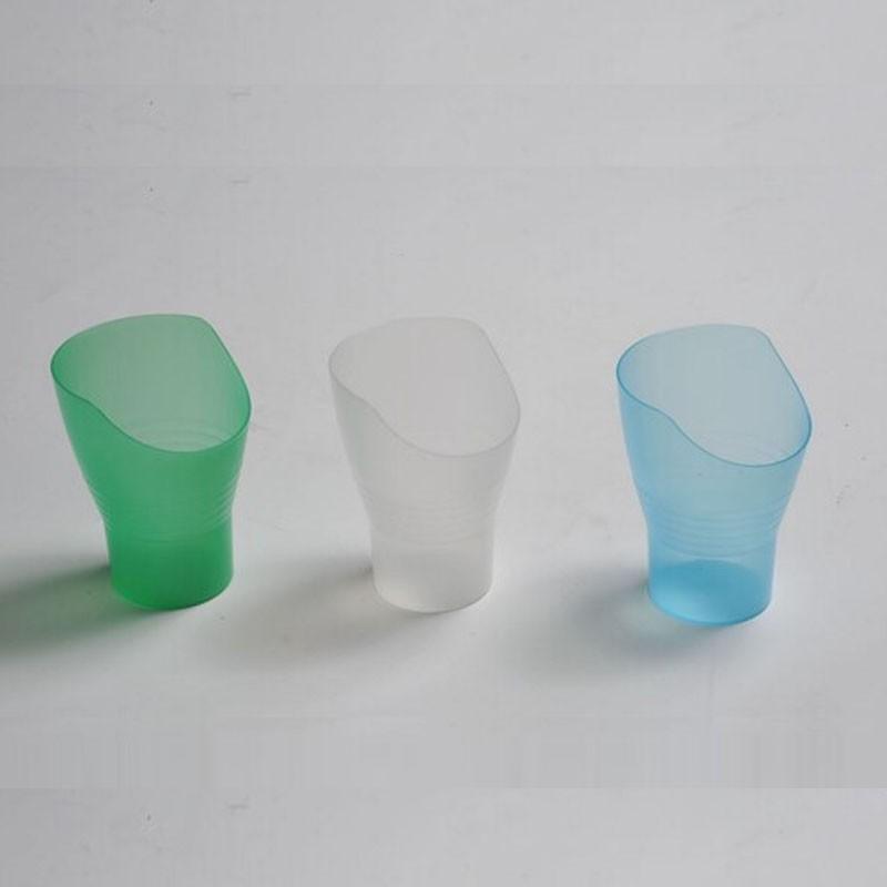 Vaso Cristal Ergo Con Abertura Nasal
