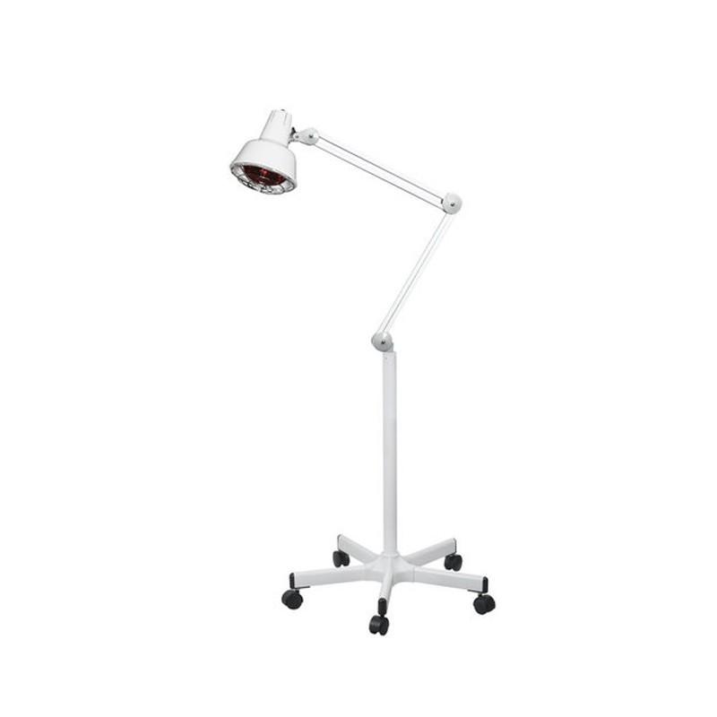 Lámpara de infrarrojos con brazo articulado