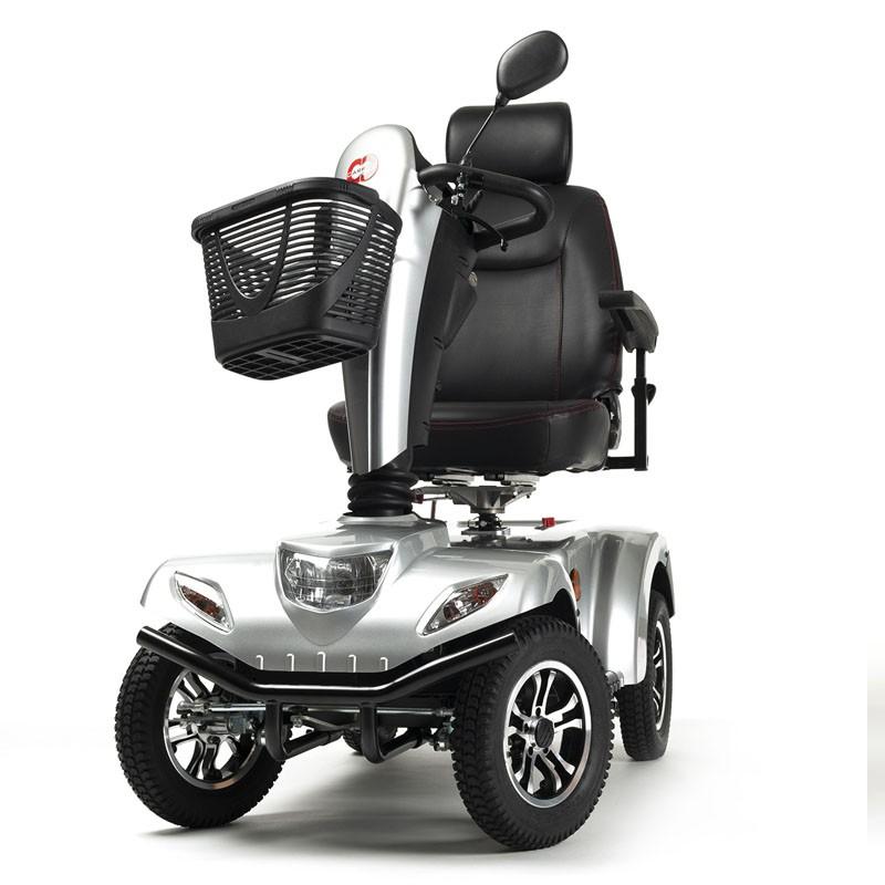 Scooter Eléctrico de 4 ruedas CARPO 2 XD