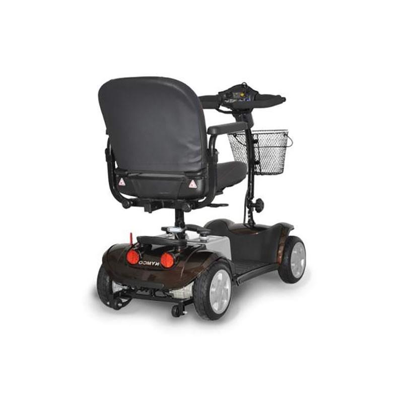 Scooter Mini Confort Full Suspension