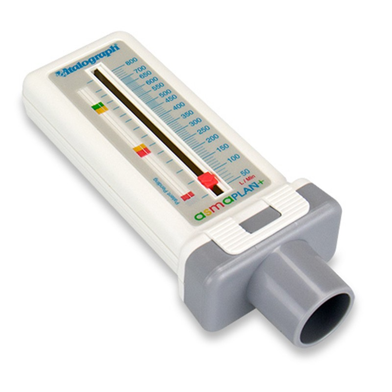 Flujómetro Medidor de Flujo Respiratorio