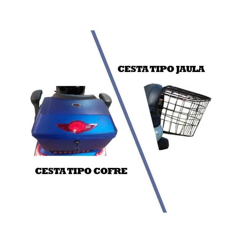 Scooter Eléctrico MOTO 800W