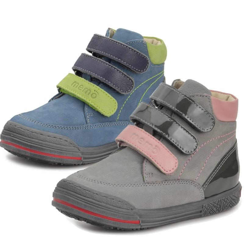 Zapatillas Infantiles Chicago Tobillo Correctivo