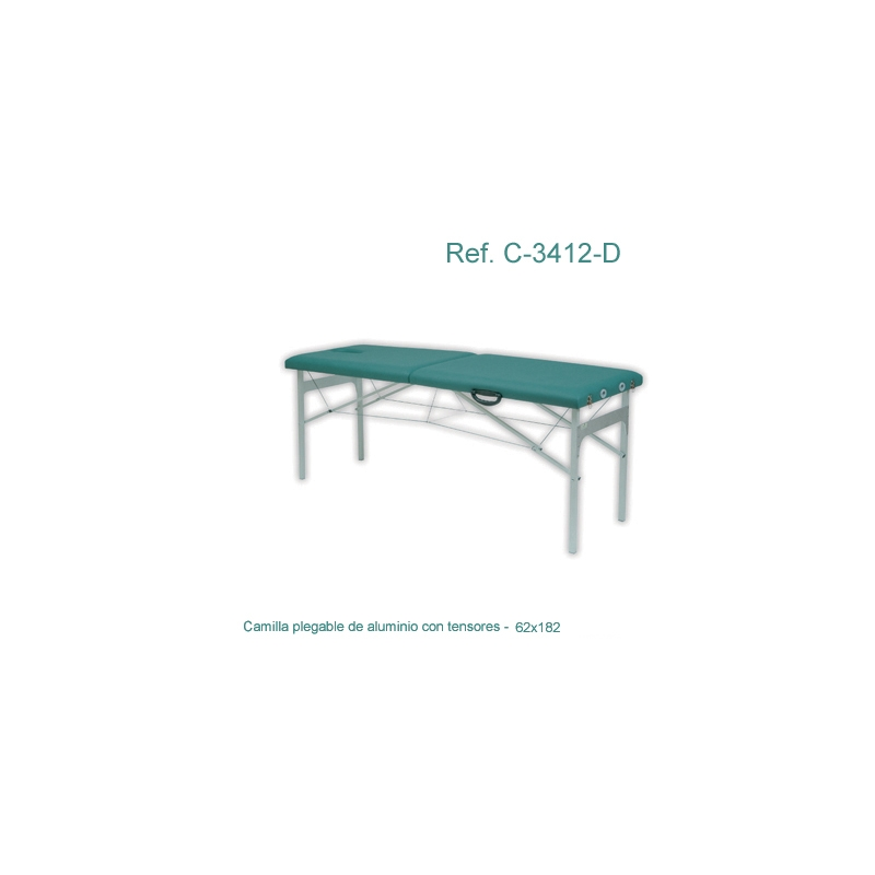Camilla plegable de patas aluminio - Patas de aluminio para muebles ...