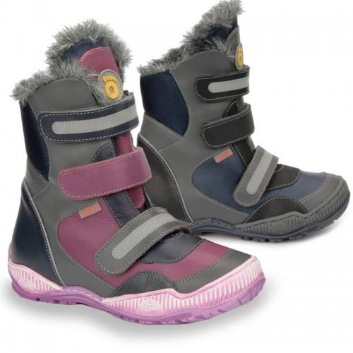 Bota Ortopédica Infantil de invierno Memo Colorado