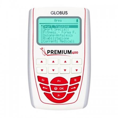 Electroestimulador 4 Canales Premium 400