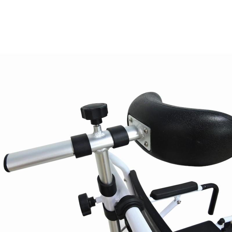 Silla de ducha con ruedas Reclinable
