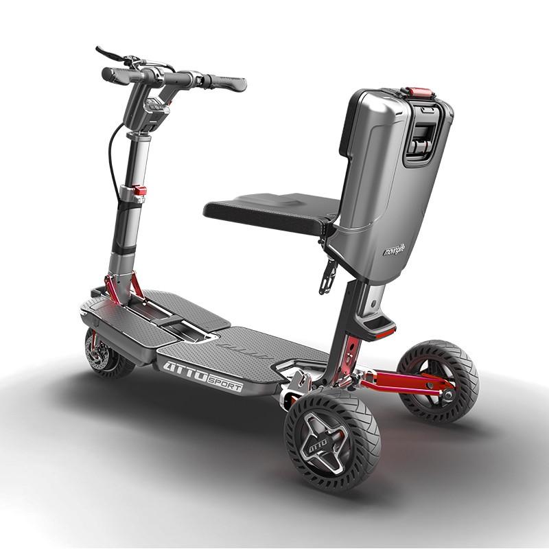 Scooter Eléctrico Atto Sport