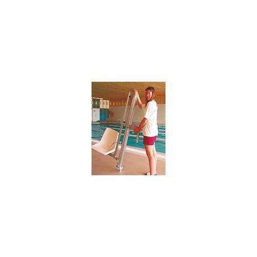 Elevador Pool Lift 180 Grados