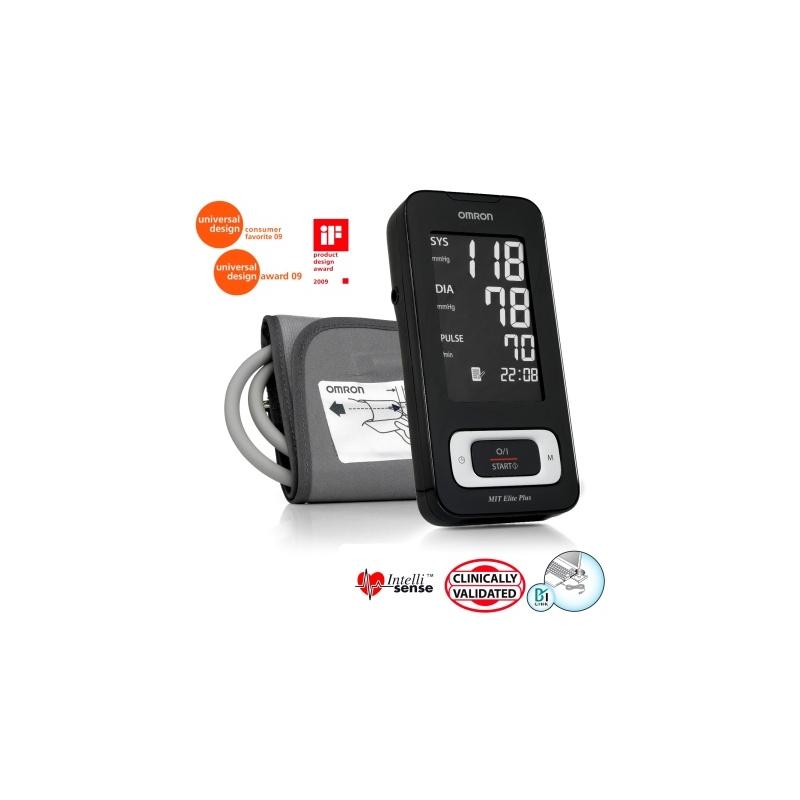 Tensiómetro Automático de brazo Omron MIT Elite Plus