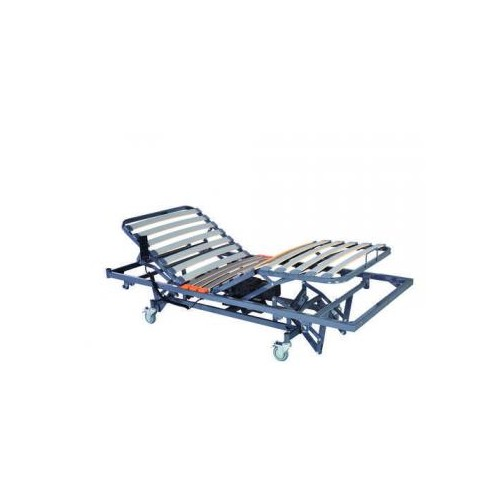 Cama con Carro Elevador CARE LIFT