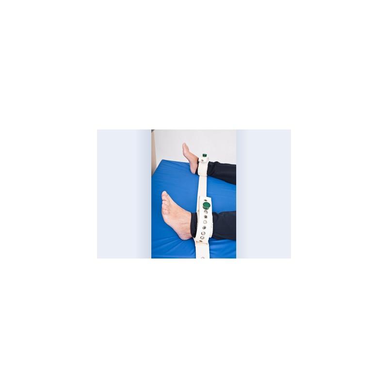 Sujeción dos tobillos o piernas con cierre Clipbet