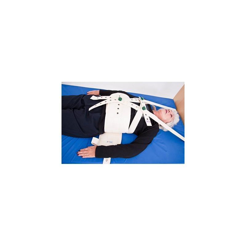 Sujeción hombros y tórax con cierre Clipbet