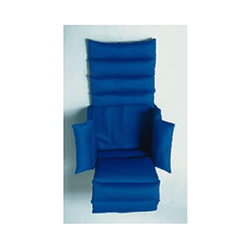 Apoyabrazos silla Fibra Silicona