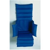 Apoyabrazos antiescaras para silla de Fibra Silicona