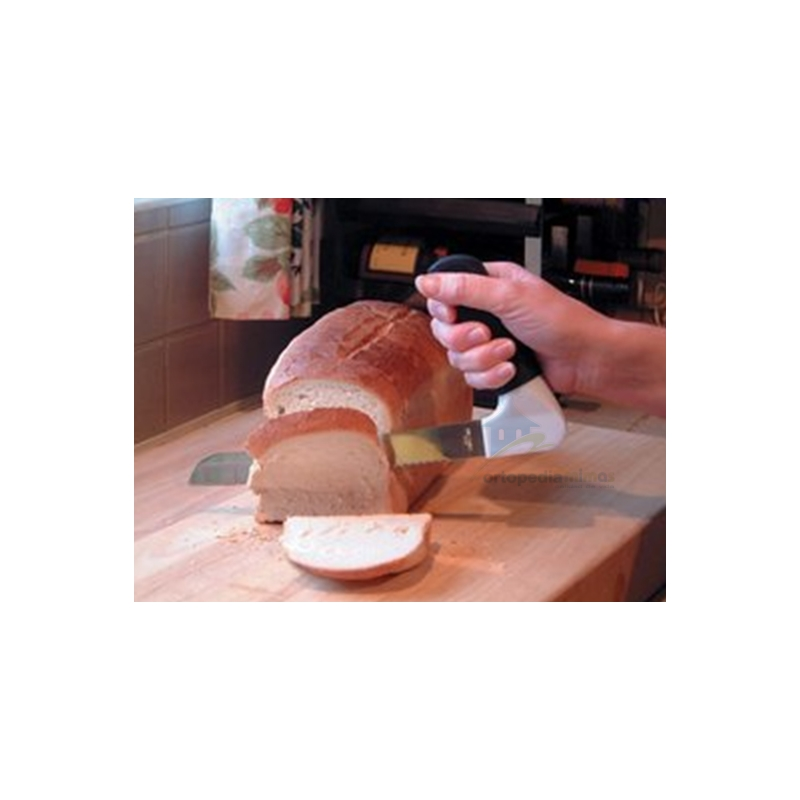 Cuchillo de Pan con Mango Angular EasyGrip