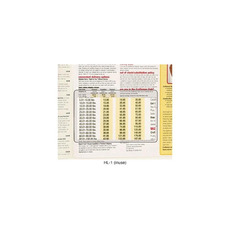 Lupa Tarjeta de Crédito