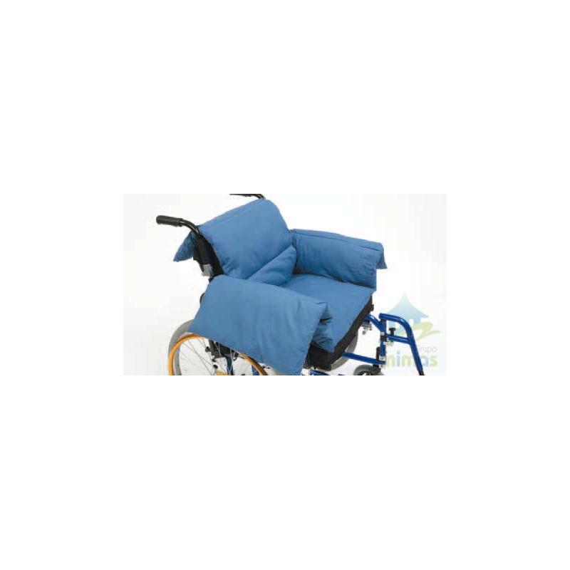 Coj n almohada para sillas de ruedas for Cojin para sillas