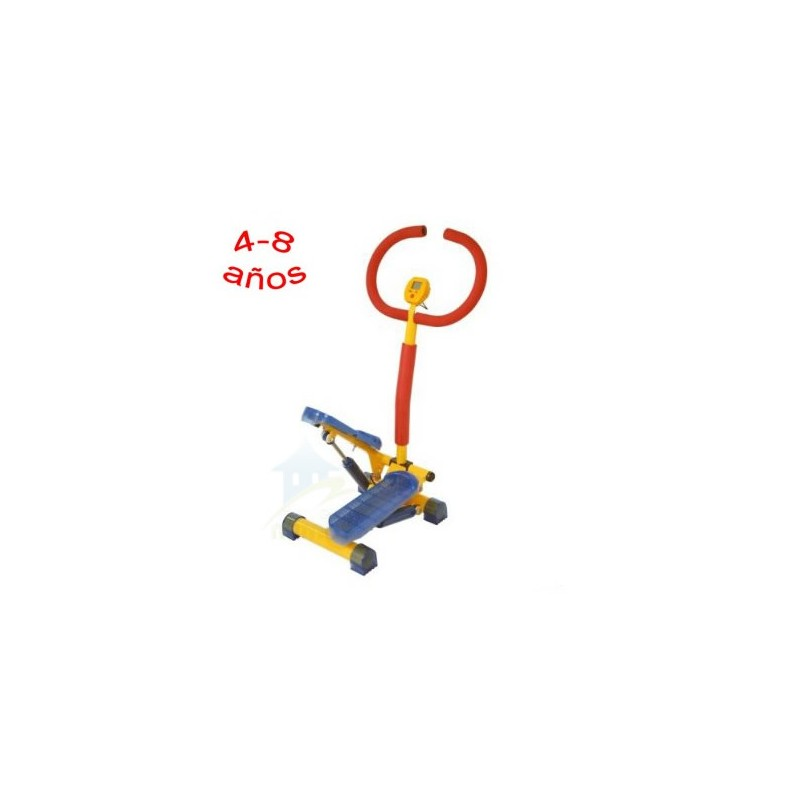 Stepper Infantil ( 4 a 8 años)