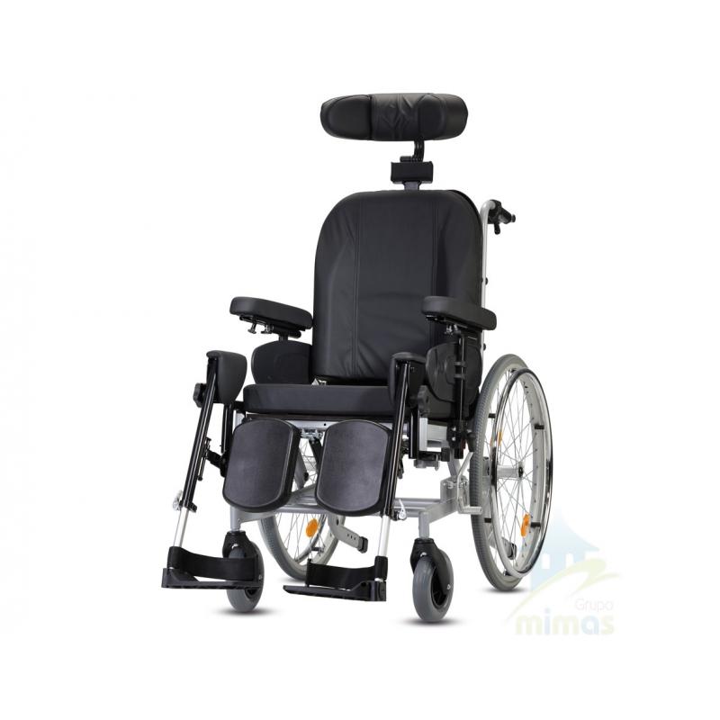 Silla de ruedas multifuncional Protego