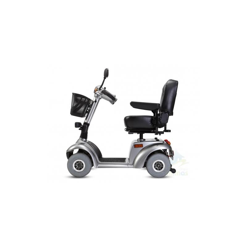 Scooter Eléctrico de 4 Ruedas Fortis