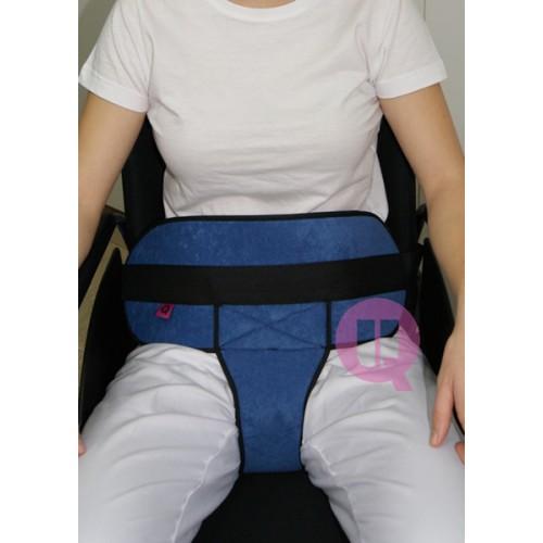 Cinturón Perineal Ironclip Acolchado para Silla de Ruedas