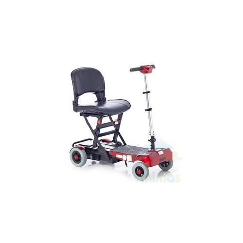 Scooter ligero plegable Zippi