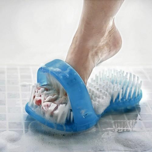 Masajeador y lava pies Shower Sandal