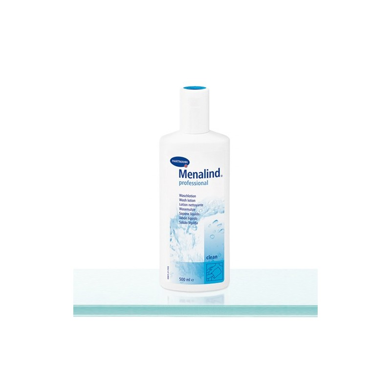 Jabón líquido Menalind