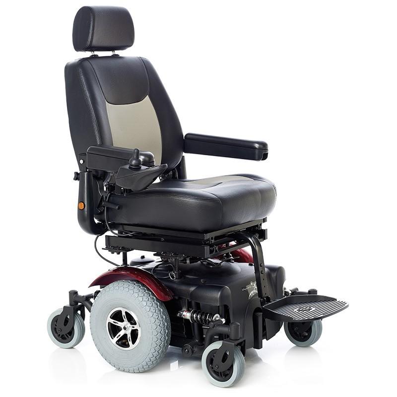Silla de ruedas eléctrica con asiento elevable Singapur