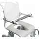Silla de Ducha SWIFT MOBILE TILT