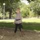 Bastón con Silla de 3 patas