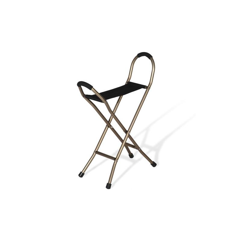 Bastón con Silla de 4 patas