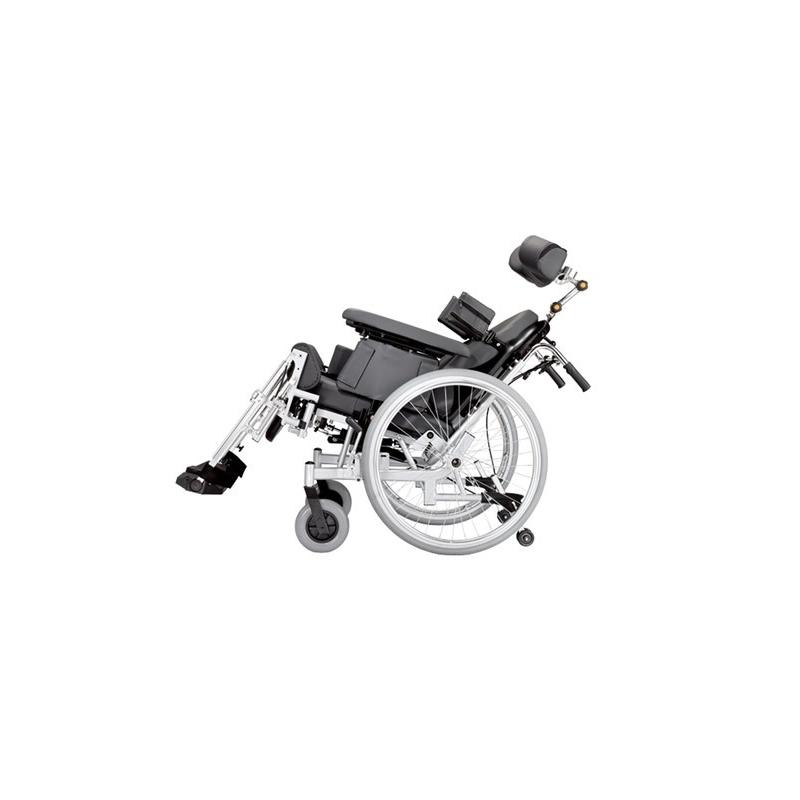 Silla de ruedas multifuncional Triton lateral
