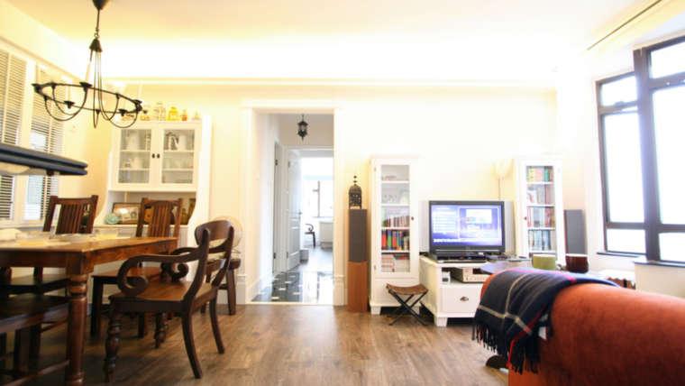 Adaptar una vivienda, la sala de estar. Parte II.