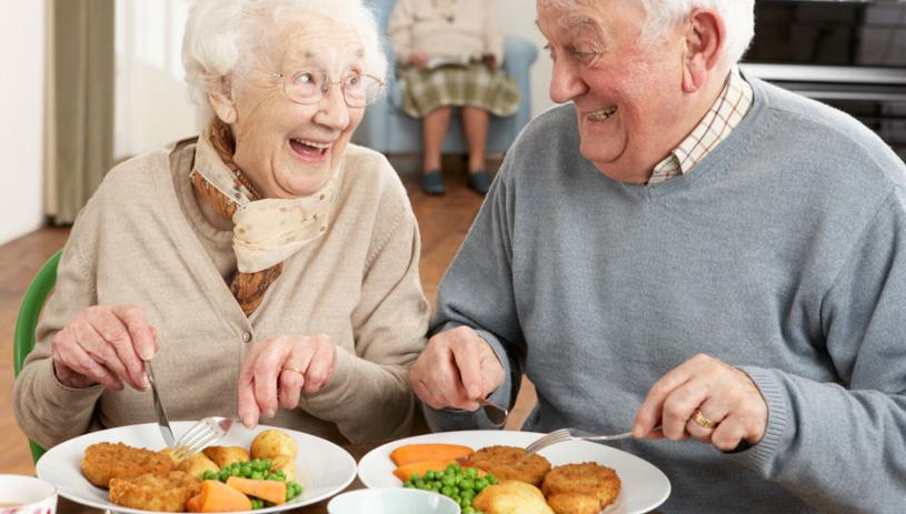 La alimentación para personas discapacitadas