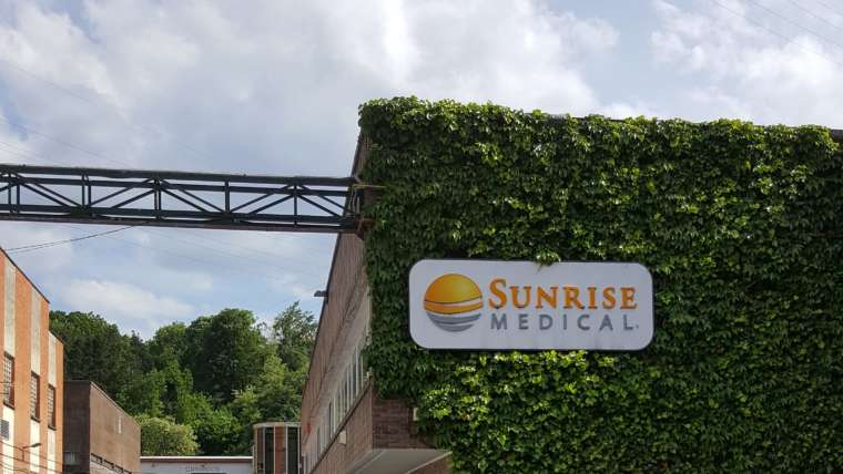 Somos Servicio Técnico Oficial de Sunrise Medical